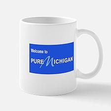 Welcome to Pure Michigan Mug