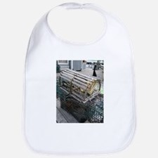 "Boothbay Harbor ""Trapped"" Bib"