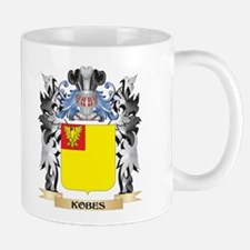 Kobes Coat of Arms - Family Crest Mugs