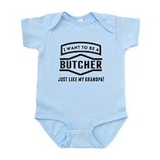 Butcher Just Like My Grandpa Body Suit