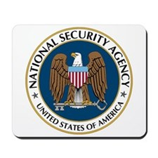 NSA - NATIONAL SECURITY AGENCY Mousepad