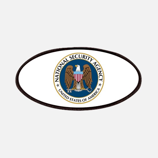 NSA - NATIONAL SECURITY AGENCY Patch