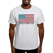 American Horror Story Flag T-Shirt