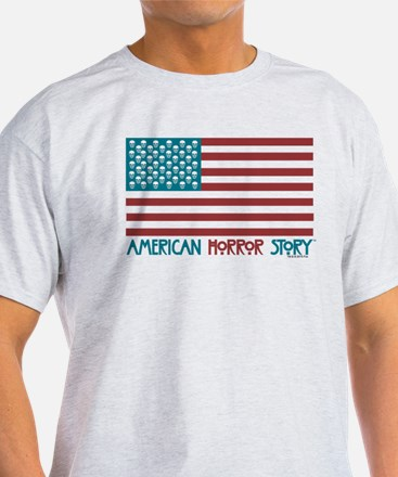 American Horror Story Flag T-Shirt