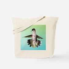 Female Hummingbird Tote Bag