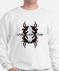 American Horror Story White Nun Rubber Sweater