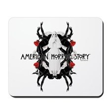 American Horror Story White Nun Rubber M Mousepad