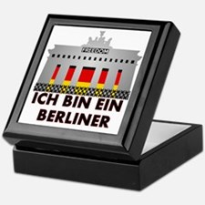 Cute Berliner Keepsake Box