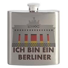 Funny Iching Flask