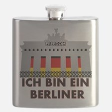Unique Berlin Flask