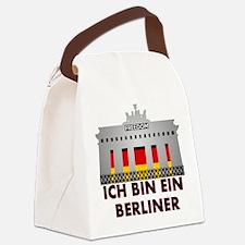 Cute John f kennedy Canvas Lunch Bag
