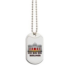 Funny Kennedy Dog Tags