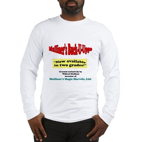 Mulliner's Buck-U-Uppo Long Sleeve T-Shirt