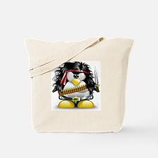 LINUX RAMBO Tote Bag