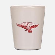 American Horror Story Eagle Shot Glass