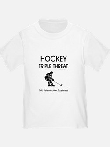 TOP Ice Hockey Slogan T