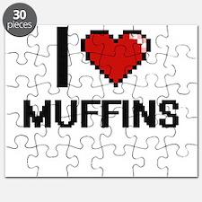 I Love Muffins Puzzle