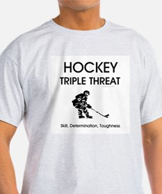 TOP Ice Hockey Slogan T-Shirt