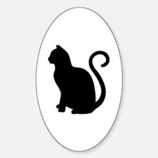 Funny Cat design Decal