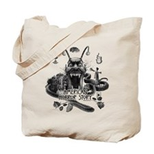 American Horror Story Scenery Tote Bag