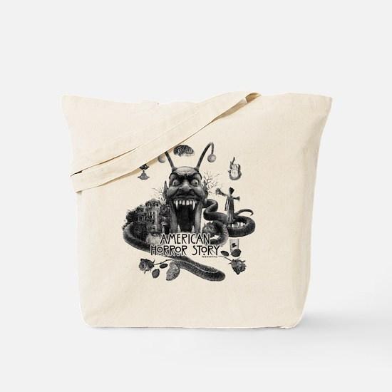 American Horror Story Scenery Tote Bag