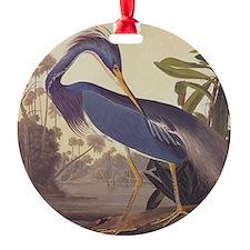 Louisiana Heron Ornament