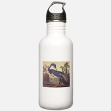 Louisiana Heron Sports Water Bottle