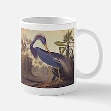 Louisiana Heron Mugs