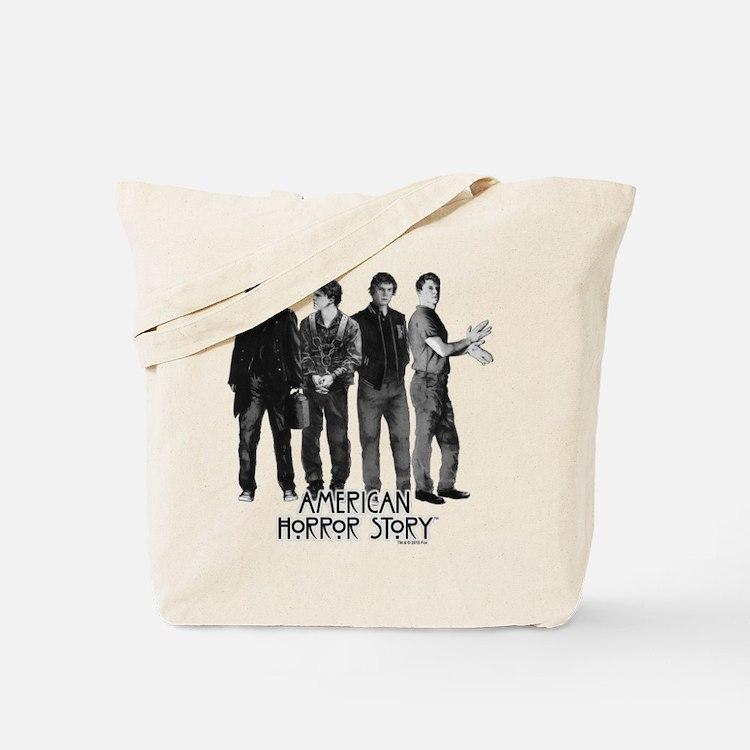 American Horror Story Evan Peters Tote Bag