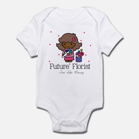 Future Florist like Mommy Infant Bodysuit