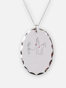 Horsie Love Necklace