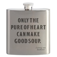 Beethoven's Soup Flask