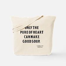Beethoven's Soup Tote Bag