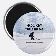 TOP Ice Hockey Slogan Magnet