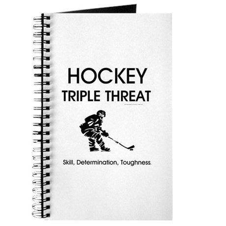 TOP Ice Hockey Slogan Journal