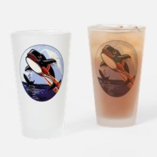 VP-49 Orcas Drinking Glass