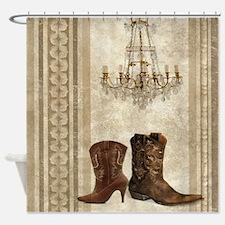 Western Wear Shower Curtains Western Wear Fabric Shower Curtain Liner