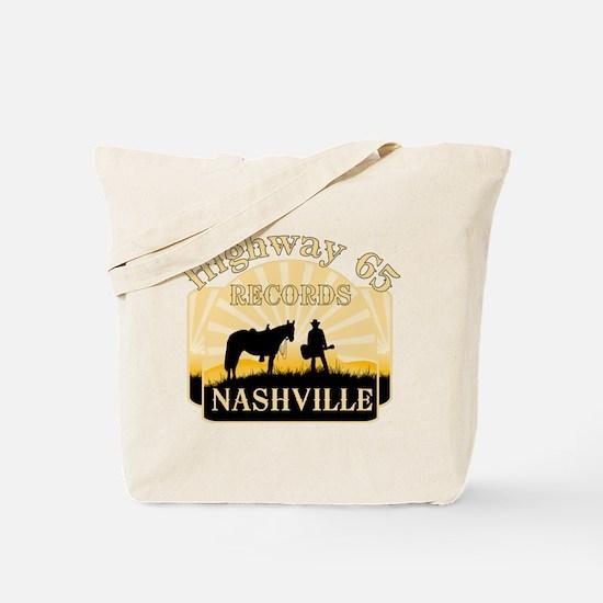 Nashville TV Tote Bag