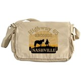 Nashvilletv Messenger Bag