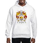 Sacristan Family Crest Hooded Sweatshirt