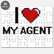 I love My Agent Puzzle