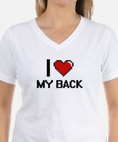 I love My Back T-Shirt