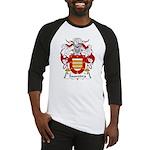 Saavedra Family Crest Baseball Jersey