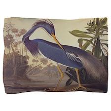 Louisiana Heron Pillow Sham