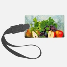 Fruits Luggage Tag