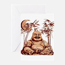 Cute Budha Greeting Cards (Pk of 20)