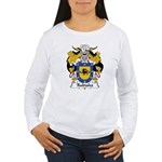 Rubiales Family Crest Women's Long Sleeve T-Shirt