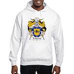 Rubiales Family Crest Hooded Sweatshirt