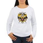 Rubi Family Crest Women's Long Sleeve T-Shirt