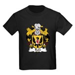 Rubi Family Crest Kids Dark T-Shirt